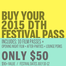 DTH15 Passes On Sale Now