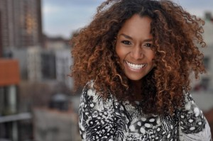 Janet Mock, 2015 Utah Pride Grand Marshal.