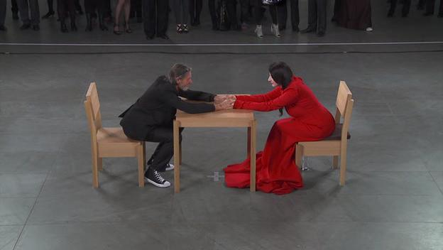 Marina abramovi the artist is present thecheapjerseys Image collections