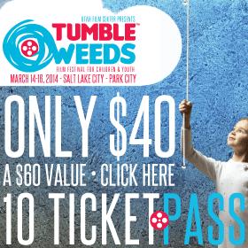 2014 Tumbleweeds 10 Movie Pass Only $40