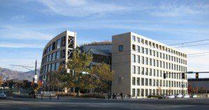 Salt Lake City Public Library--Main Branch