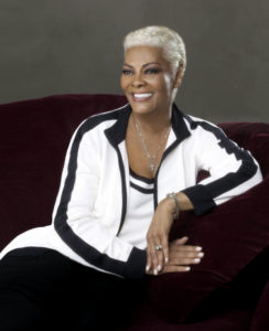 Dionne Warwick joins us for a special evening on July 13!