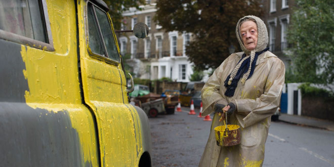 Directed Nicholas Hytner 104 min   2015   UK   Rated PG-13 Taken from his memoir, Alan Bennett's story is based on the true story of Miss Shepherd (played by […]