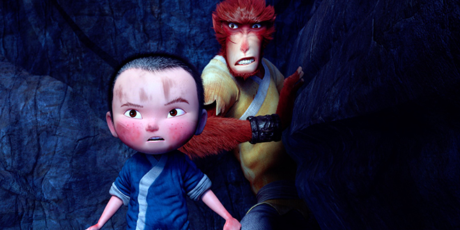 Directed byTian Xiao Peng 86 min | 2016 |China | Rated PG Presented in Mandarin with English subtitles. Recommended for ages 8+ Cast:Jackie Chan, Kannon Kurowski, and Roger Craig Smith […]