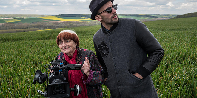 Directed by Agnés Varda and JR 90 min | 2017 | France | Not Rated Presented in French with English subtitles (Open Captions) 89-year old Agnes Varda, one of the […]