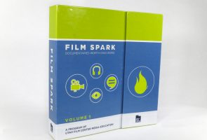 Film Spark Volume 1 Binder