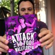 We are excited to share the news that Artist Foundry resident Christian McKay Heidicker has been listed on the Preliminary Ballot for the 2018 Bram Stoker Awards® for his recent novel Attack of the 50 Foot Wallflower.