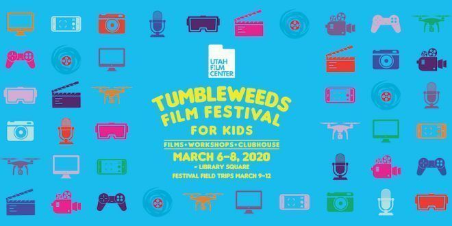 Utah Film Center's 9th annual Tumbleweeds Film Festival for Kids takes place March 6–12, 2020 at Library Square. Tumbleweeds, the Mountain West's only international film festival for families, presents new, […]