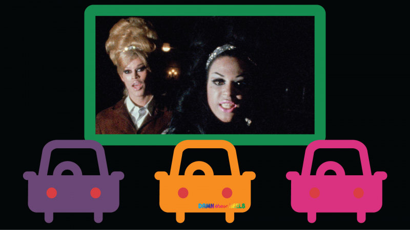 <em>Pop-Up Drive-In: </em><br />THE QUEEN