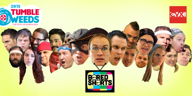 YouTube Expert Panel Discussion with Bored Shorts TV (FREE!)