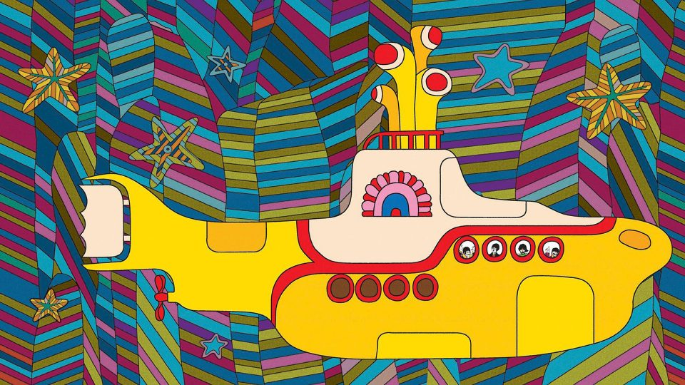Midvale Drive-In: YELLOW SUBMARINE