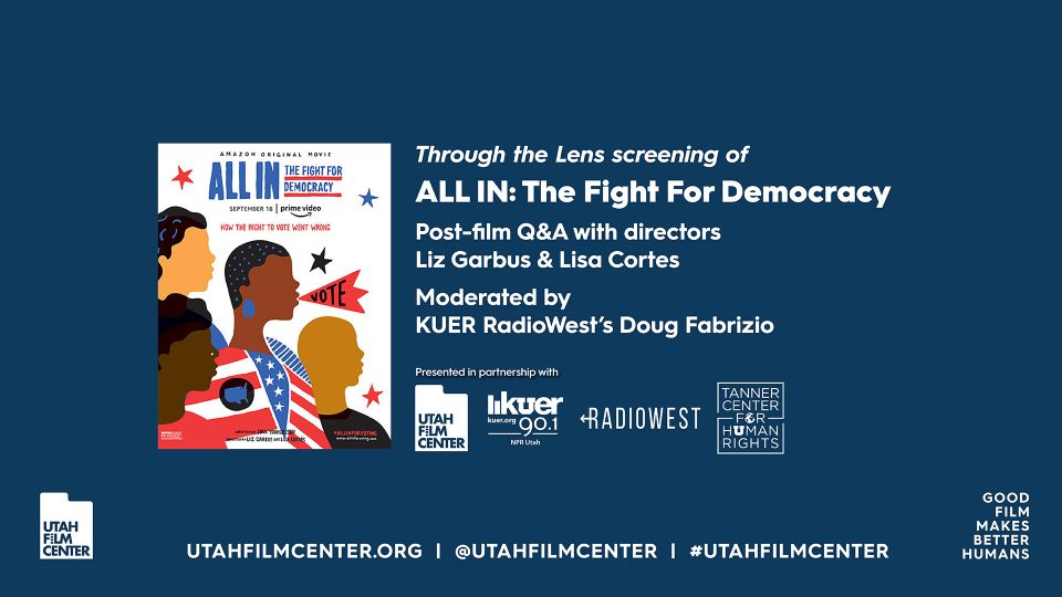 ALL IN: The Fight For Democracy - Post-film Q&A with directors Liz Garbus & Lisa Cortes