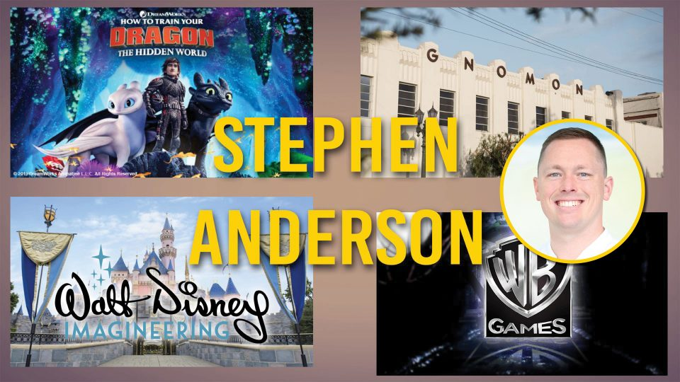 Instructor Highlight: Stephen Anderson