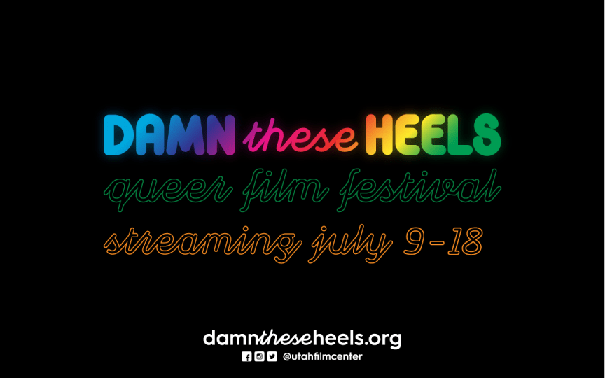 Welcome Ash Hoyle as New Director of Programming for 2021 Damn These Heels Queer Film Festival